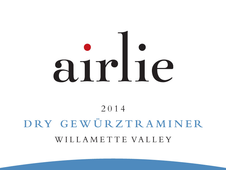 Image result for 2014 airlie dry gewurztraminer