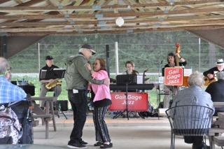 Dancing at Airlie