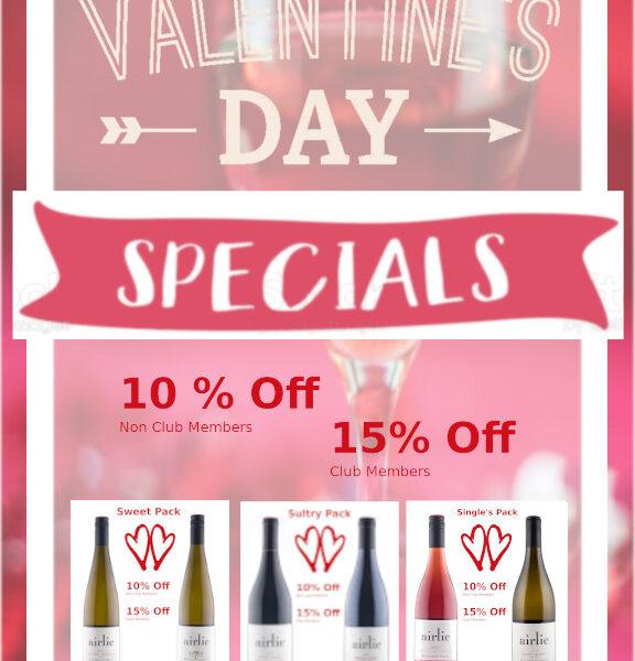 Valentine Specials Image