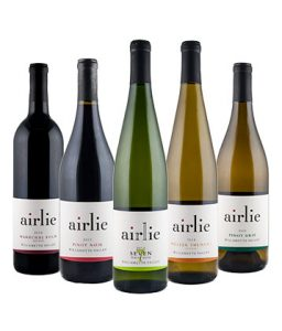 Airlie Winery in Monmouth, Oregon